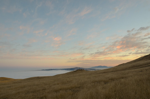 Mission Peak Sunrise Hike